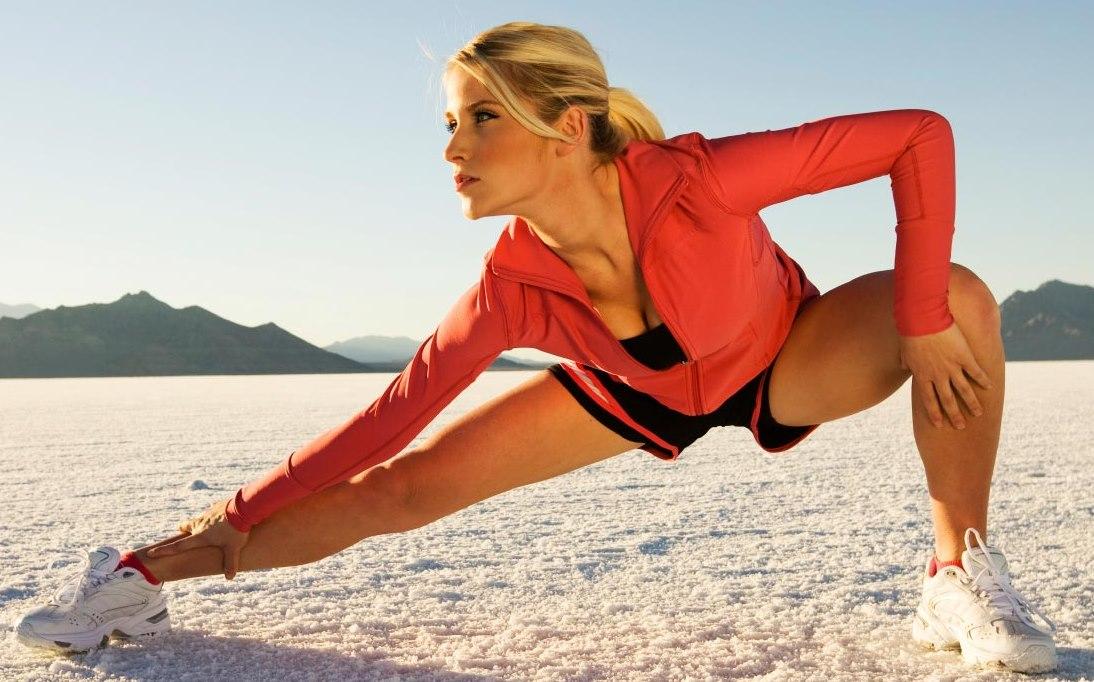 熱身運動-拉筋